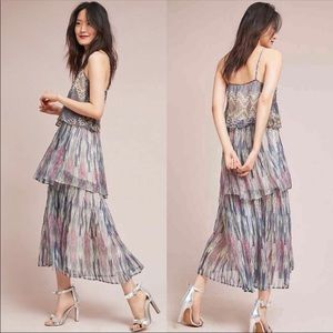 ‼️Anthropologie Josie Tiered Dress ‼️